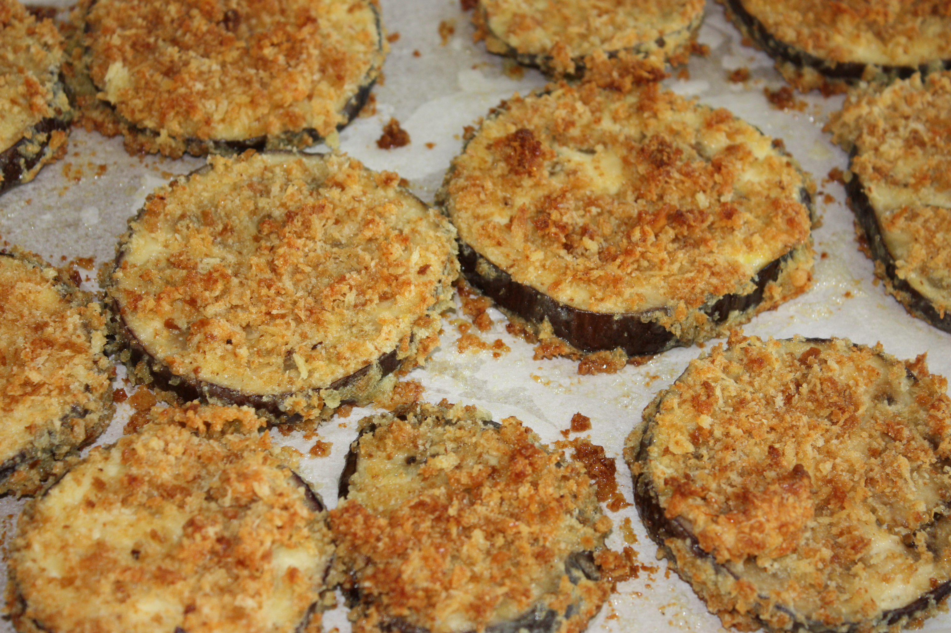 Eggplant Two Ways: Grilled and Parmesan