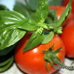 fresh tomatoes for marinara sauce