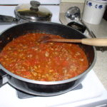 meat sauce for spaghetti