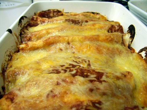 Homemade Enchilada Sauce for Turkey Enchiladas