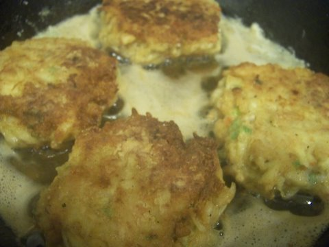 Recipe: Crab Cakes from Leftover Fresh Crab