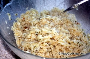 Rice with Orzo