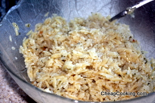 Rice with Orzo (aka Rice-a-Roni) Recipe