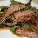 Big Daddy's Chipotle Flank Steak