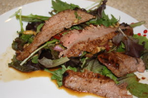 Big Daddy's Chipotle Flank Steak