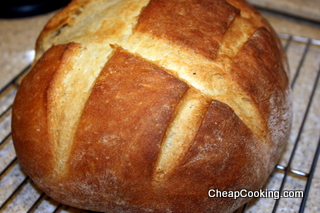Recipe: French Bread the Slow Rise Way