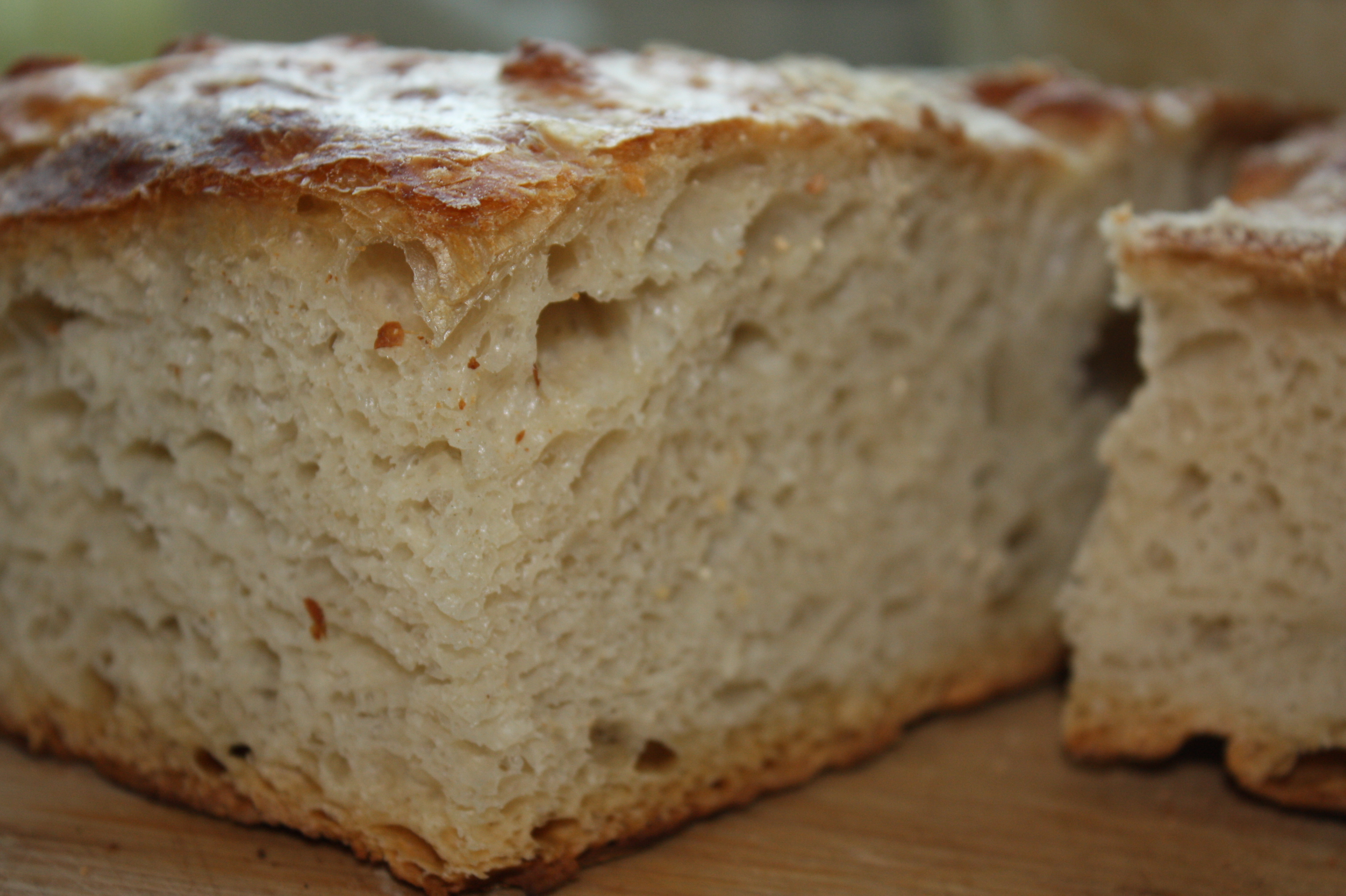 No Knead Bread from The New York Times
