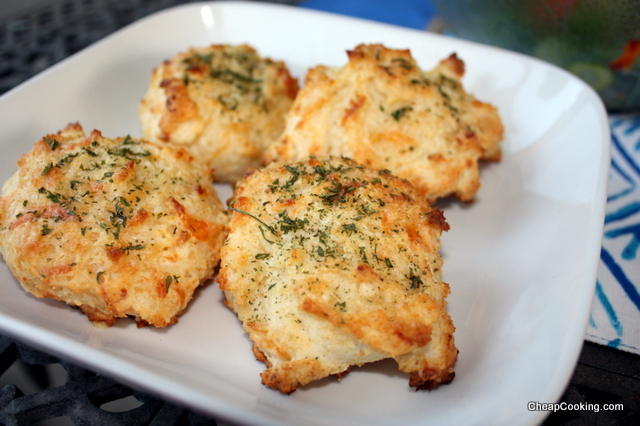 Red Lobster Biscuits with Cheese