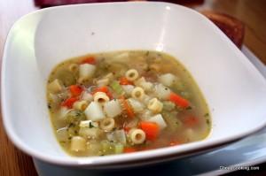 Simple Vegetable Soup