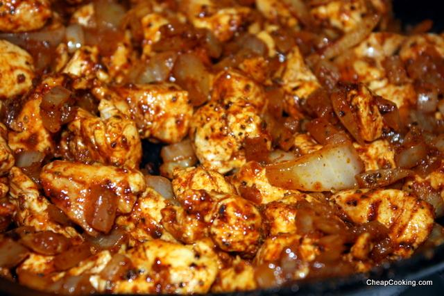 Chicken Burrito Bowls