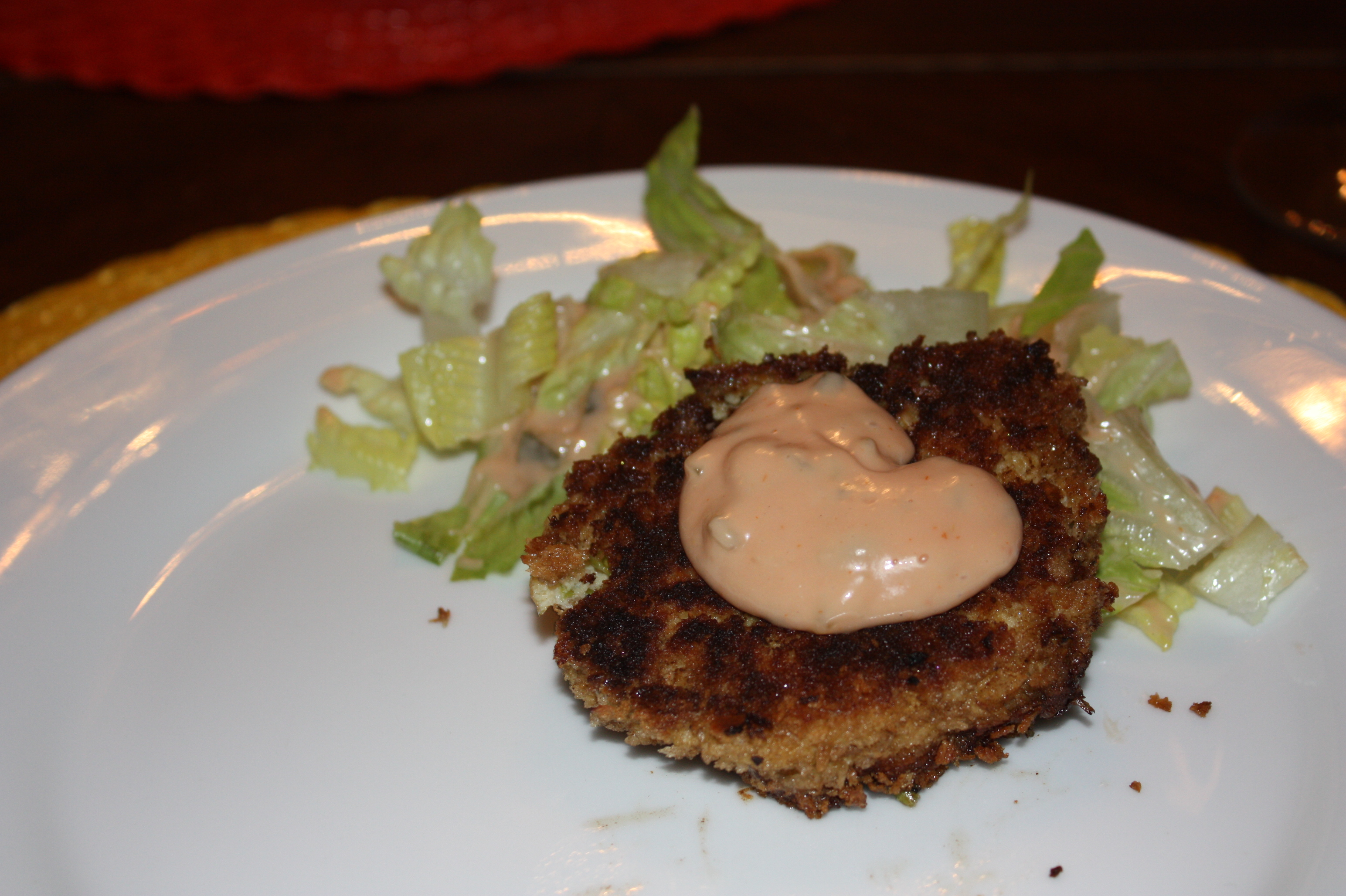 crab cakes from canned crab