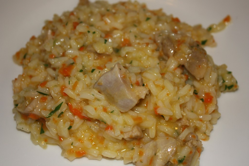 Lidia's Chicken and Rice