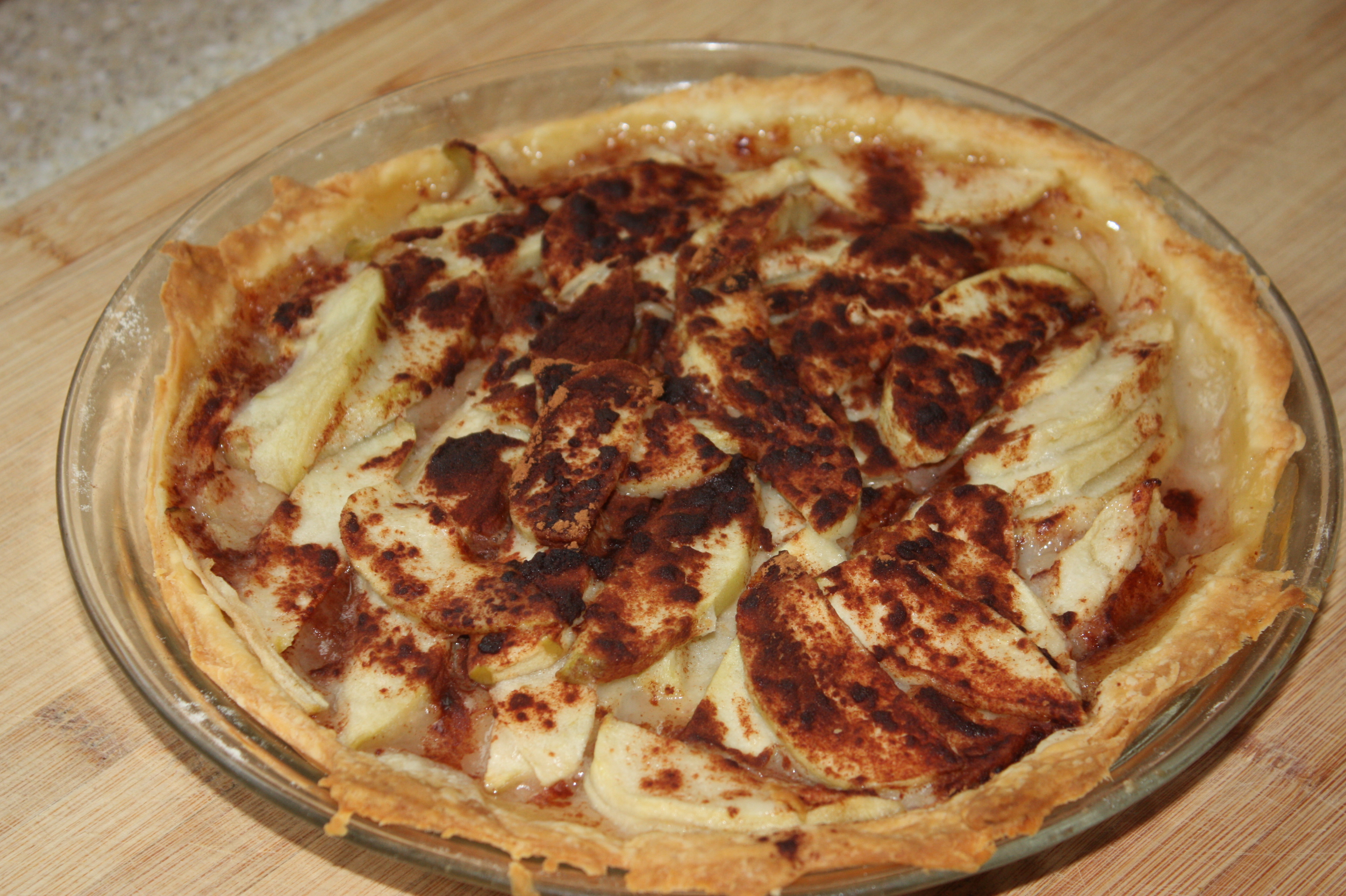 Recipe for Pie Crusts
