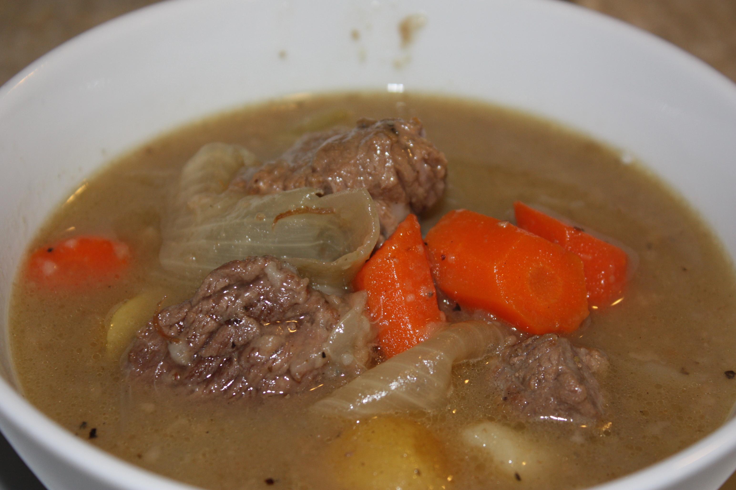 Simple Beef Stew