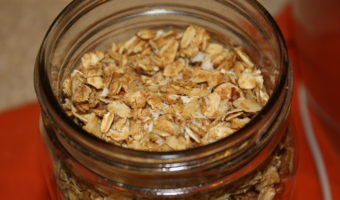 Small Batch Granola Recipe