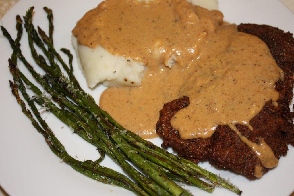 Chicken-Fried Steak
