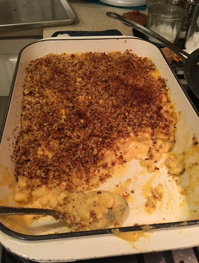 Chrissy's Macaroni and Cheese